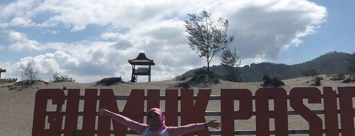 Gumuk Pasir Pantai Depok is one of Orte, die Ammyta gefallen.