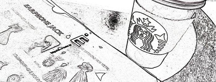 Starbucks is one of + Kobe.