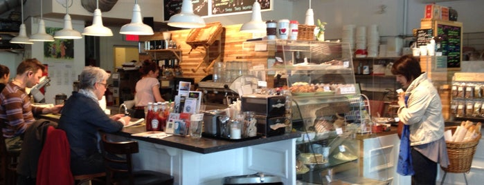 La Boîte Gourmande is one of Top café coffee shops Montreal.