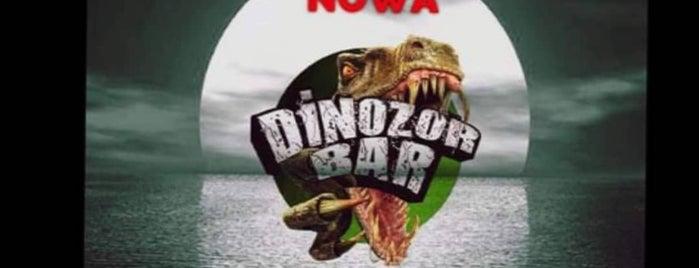 Dinozor Bar is one of Gidilecekler.