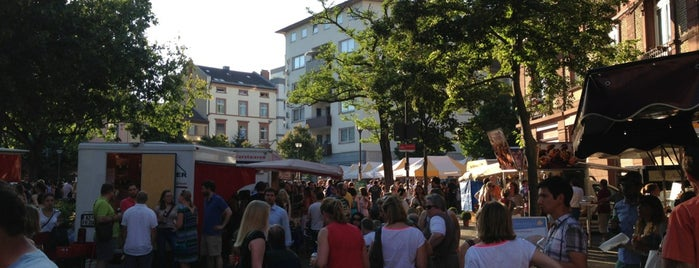 Friedberger Markt is one of สถานที่ที่ Alexander ถูกใจ.