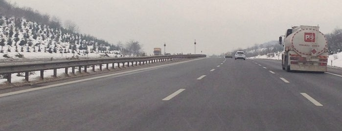 İzmit-Ankara Yolu is one of Orte, die Canan gefallen.