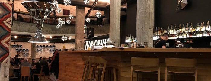 Космос is one of Restaurants.