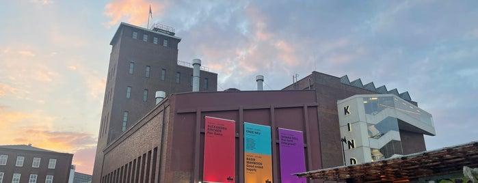 KINDL Zentrum für zeitgenössische Kunst is one of Berlin.
