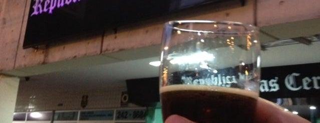 República das Cervejas is one of Lugares favoritos de Patrick.