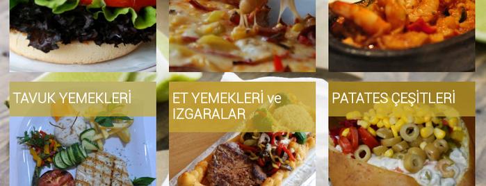 Pera Villa Cafe & Restaurant is one of iPad Menu Restaurants.
