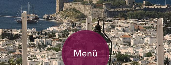 The Marmara Hotel is one of iPad Menu Restaurants.