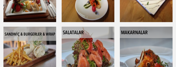 Marquee is one of iPad Menu Restaurants.