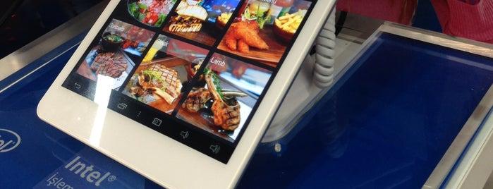 FineDine Tablet Menu is one of iPad Menu Restaurants.