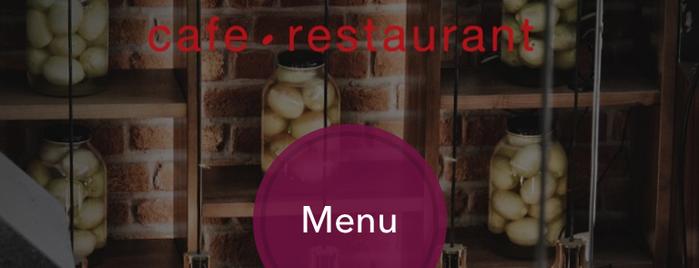 Moody's Cafe & Restaurant is one of iPad Menu Restaurants.