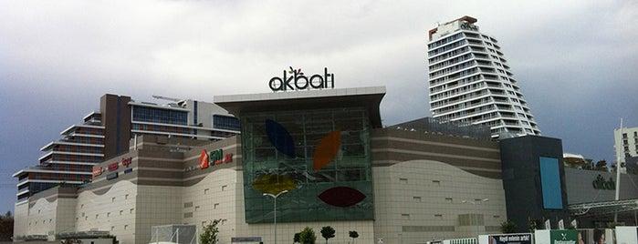 Akbatı is one of Bahçeşehir Mekanlar.