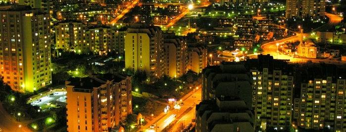 Bahçeşehir Mekanlar