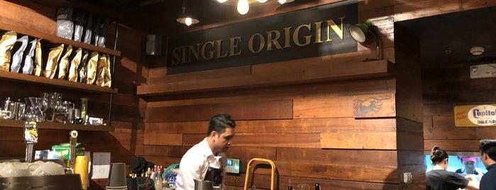 Single Origin is one of Locais salvos de Bang.