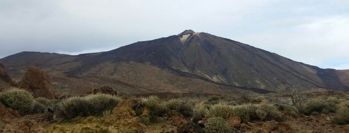 Pico del Teide is one of Locais curtidos por Николай.