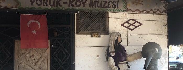 Fethiye Yörük Çadırları Müzesi is one of Fethiye/Meğri ⛵️.