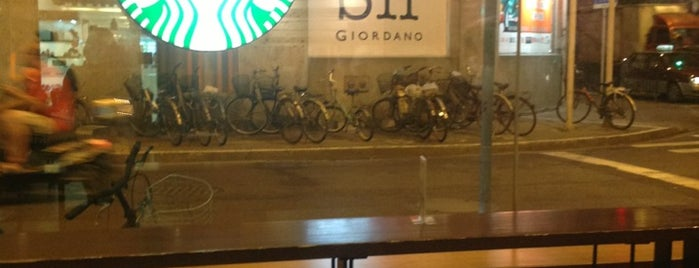 Starbucks is one of Derrickさんのお気に入りスポット.