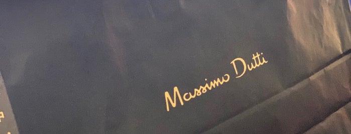 Massimo Dutti is one of 🙋🏻Aydan 님이 좋아한 장소.