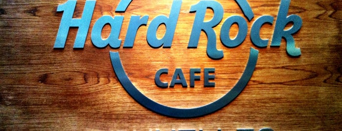 Hard Rock Cafe Brussels is one of Bruxelas & Amsterdam.