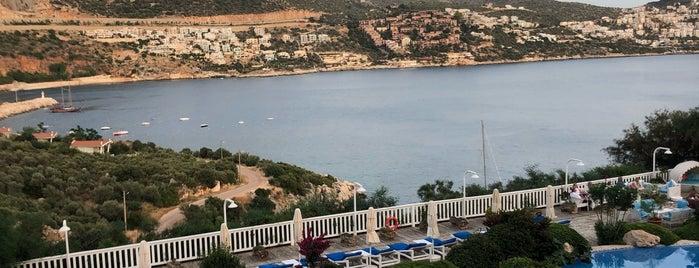 Likya Residence Hotel & Spa is one of KAŞ&FTHYE.