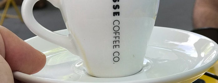 Tasse Coffee Co. is one of Orte, die H gefallen.
