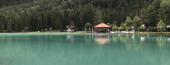 Lago di Dobbiaco is one of Daniele 님이 좋아한 장소.