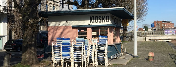 Kiosko is one of Lugares favoritos de Gordon.