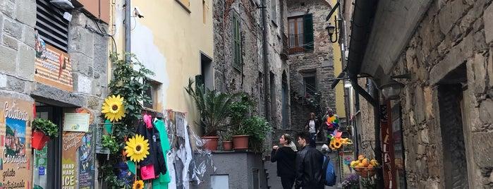 Corniglia is one of Ligurie et Cinque Terre.
