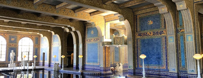 Hearst Castle Roman Pool is one of Charlotteさんの保存済みスポット.