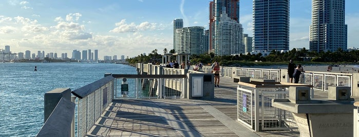 South Pointe Pier is one of Miami Trip.
