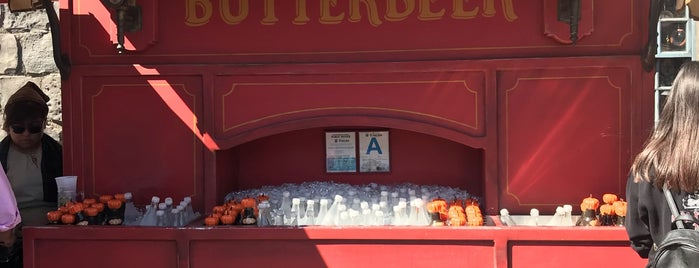Butterbeer Cart is one of Tempat yang Disukai Nate.