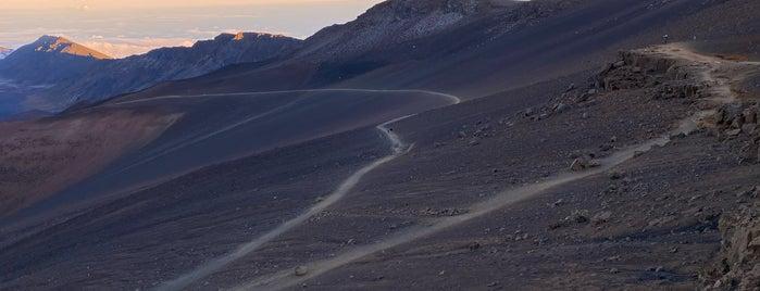 Sliding Sands (Keonehe'ehe'e) Trailhead is one of Hawaii.