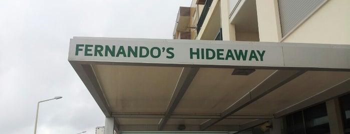 Fernando's Hideaway is one of Orte, die Americo gefallen.