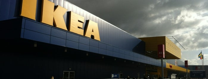 IKEA is one of Locais curtidos por ™Catherine.