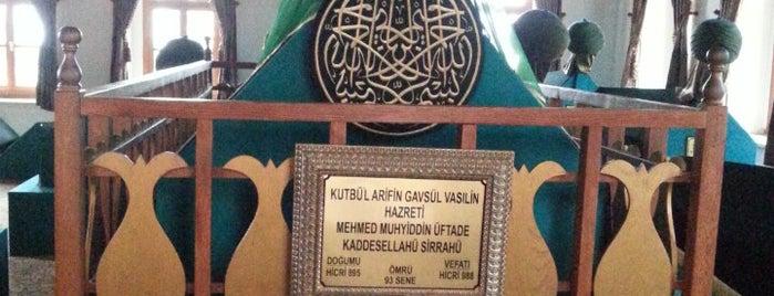 Üftade Camii is one of Osmangazi | Spiritüel Merkezler.