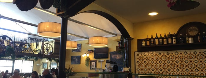 Ciccio Pennello Osteria is one of Tim's Favorite Restaurants & Bars around The Globe.
