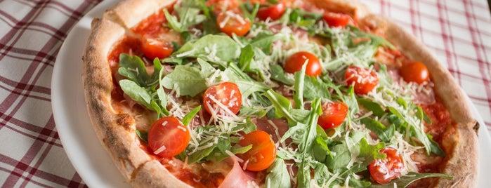 il Grano pizzeria is one of Gespeicherte Orte von Pavel.