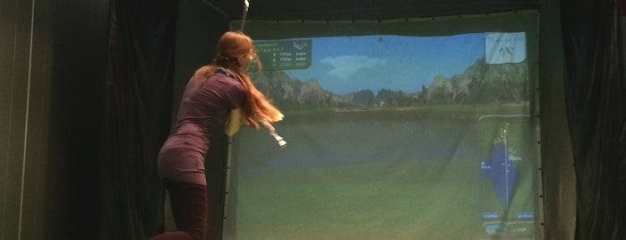 Golfmaailma is one of Golf winter training centers in Finland.