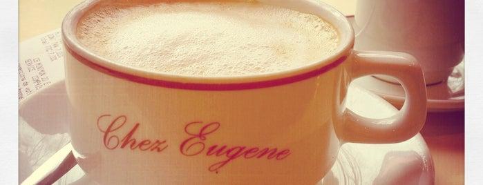 Chez Eugène is one of Oui oui!.