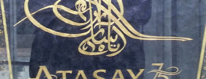 Atasay Holding is one of Lugares favoritos de Hakan.