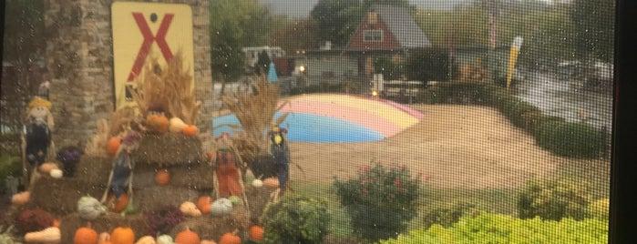 Pigeon Forge / Gatlinburg KOA Holiday is one of Crystal's.