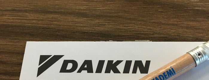 DAIKIN Academy is one of Evrenさんのお気に入りスポット.