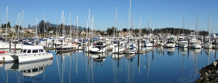 Port Sidney Marina is one of Victoria.
