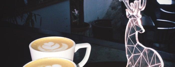 Paper Roasting Coffee & Chocolate is one of Bence Ankara.