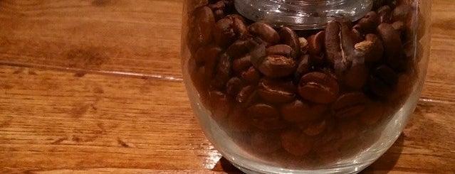 Barnie's Coffee & Tea Company is one of Lieux sauvegardés par Tasha.