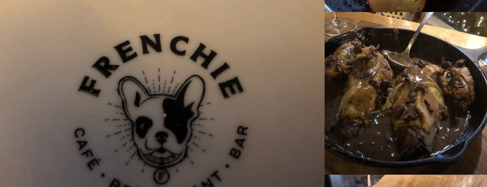 Frenchie Mx is one of Bar De Vinos.