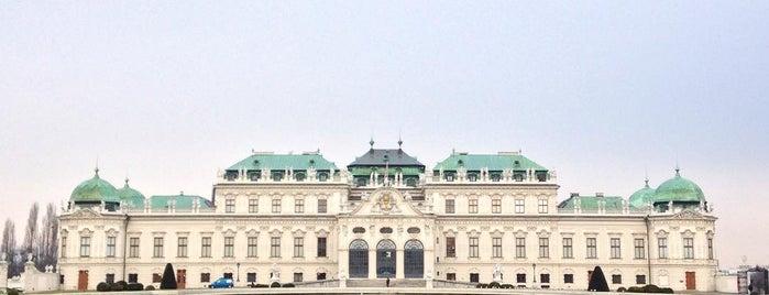Schlossgarten Belvedere is one of Anti-crisis Eurotrip.
