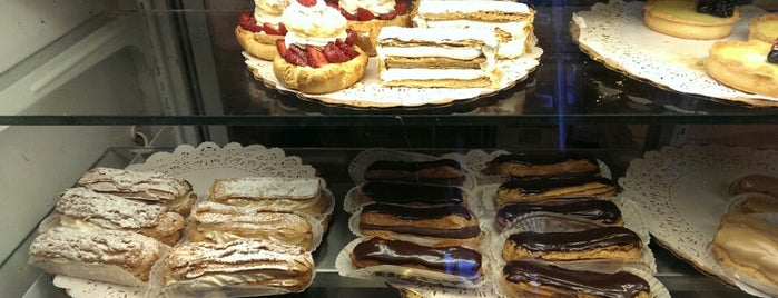 Favorite bakeries and sweets