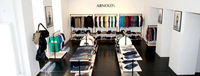 ARNOLD's is one of Vienna.