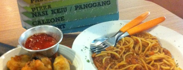 Warung Pasta is one of Molto Bueno.