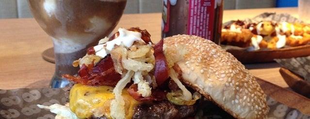 8Cuts Burger Blends is one of Orte, die Peachy gefallen.